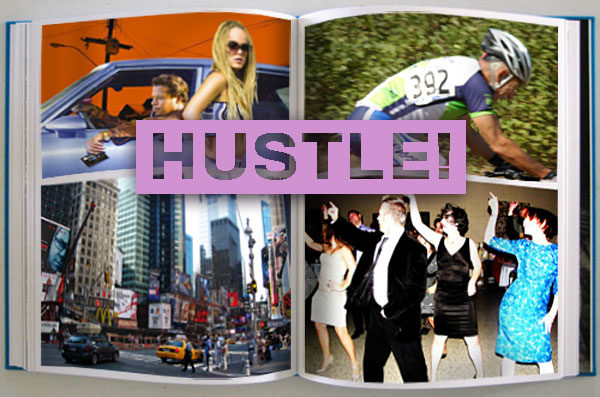 hustle up, 48hour magazine